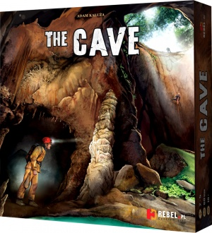 Portal Publishing: The Cave (T.O.S.)